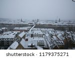 aerial view of w rzburg city... | Shutterstock . vector #1179375271