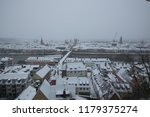 aerial view of w rzburg city...   Shutterstock . vector #1179375274