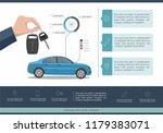 car auto service template... | Shutterstock .eps vector #1179383071