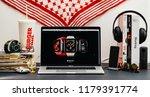 london  uk   sep 13  2018 ... | Shutterstock . vector #1179391774