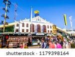 munich  germany   september 26  ...   Shutterstock . vector #1179398164