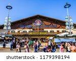 munich  germany   september 26  ...   Shutterstock . vector #1179398194