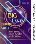 modern vector template of web... | Shutterstock .eps vector #1179502297