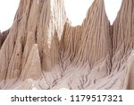 special formation of sand...   Shutterstock . vector #1179517321