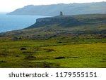 scenery on the adriatic...   Shutterstock . vector #1179555151