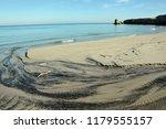 scenery on the adriatic...   Shutterstock . vector #1179555157