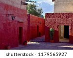 typical colorful colonial...   Shutterstock . vector #1179565927