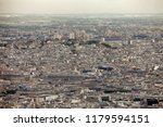 elevated view of the buildings... | Shutterstock . vector #1179594151