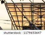 travel photo from bucharest ...   Shutterstock . vector #1179653647