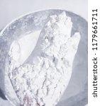 tapioca starch powder   Shutterstock . vector #1179661711