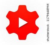youtube studio red icon. google....