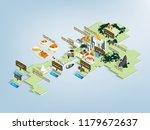 illustration vector design... | Shutterstock .eps vector #1179672637