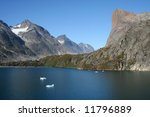 prins christian sund  south... | Shutterstock . vector #11796889