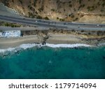 Aerial Photograph Of Waves...