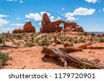 Turret Arch Arches National...