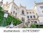 Miramare Castle Near Trieste ...