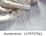 top view of the crease of an... | Shutterstock . vector #1179757561