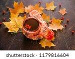 Cozy Autumn Concept Of...