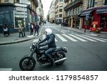 paris  france   october 7  2016 ... | Shutterstock . vector #1179854857