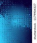 abstract vector cosmic... | Shutterstock .eps vector #1179904327