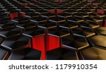 abstract background of metalic... | Shutterstock . vector #1179910354