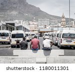 cape town  south africa ... | Shutterstock . vector #1180011301