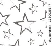 seamless pattern with grunge... | Shutterstock .eps vector #1180035847