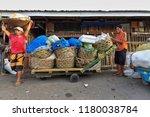 cebu  philippines october 18 ... | Shutterstock . vector #1180038784
