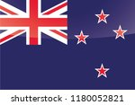 an illustrated glossy country... | Shutterstock .eps vector #1180052821