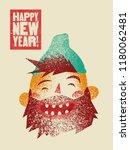 typographic grunge vintage...   Shutterstock .eps vector #1180062481