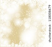 abstract beauty christmas and... | Shutterstock . vector #118008679