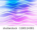 light pink  blue vector layout... | Shutterstock .eps vector #1180114381