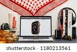 london  uk   sep 13  2018 ... | Shutterstock . vector #1180213561