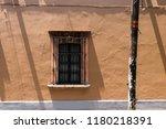 windows in mexico city | Shutterstock . vector #1180218391