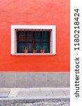 windows in mexico city | Shutterstock . vector #1180218424