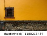 windows in mexico city | Shutterstock . vector #1180218454