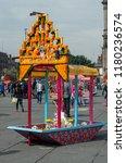 mexico city  mexico   october... | Shutterstock . vector #1180236574