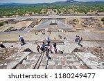 mexico city  mexico 21 april ... | Shutterstock . vector #1180249477
