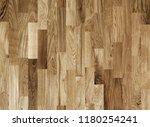 fragment of parquet floor.  | Shutterstock . vector #1180254241
