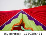 beautiful multicoloured... | Shutterstock . vector #1180256431