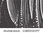 grunge texture. distress black... | Shutterstock .eps vector #1180310197