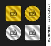 xlsx file format extension gold ...