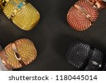 microphone for celebrations   Shutterstock . vector #1180445014