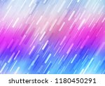 light multicolor  rainbow... | Shutterstock .eps vector #1180450291