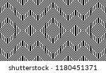 seamless pattern with striped... | Shutterstock .eps vector #1180451371