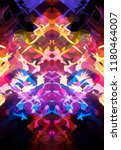beautiful colorful background...   Shutterstock . vector #1180464007