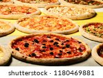 take away food with various... | Shutterstock . vector #1180469881
