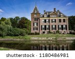 country house in netherlands | Shutterstock . vector #1180486981