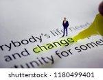change for new challenge in... | Shutterstock . vector #1180499401