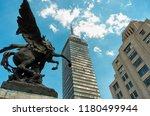 mexico city  mexico  december... | Shutterstock . vector #1180499944